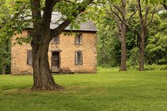 Old house in the woods - Drumore, PA