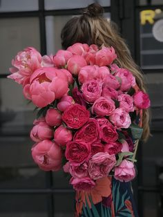 Happiness blooms from within! Our PINK GLAM Collection is all about being happy, feminine and colourful like a beautiful bouquet of… Blooming Flowers, My Flower, Pink Flowers, Beautiful Flowers, Pink Peonies, Balloon Flowers, Cactus Flower, Exotic Flowers, Yellow Roses