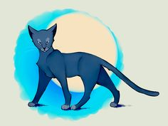 Bluestar by breeozoa on DeviantArt