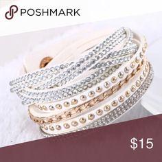Multi Layer Bracelet Punk Style Multilayer Bracelet Jewelry Bracelets