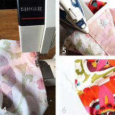 Step by step tutorial to make a fitted, elastic, bench seat cushion cover for indoors or out. Diy Bench Seat, Bench Seat Covers, Window Seat Cushions, Bench Cushions, Window Seats, How To Make Pillows, Diy Pillows, Diy Cushion Covers, Pillow Covers