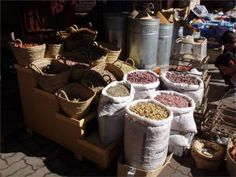 a bargaining advice for shopping in Marrakech and Morocco