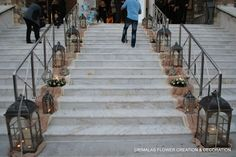 vintage γαμος ιδεες Stairs, Wedding, Home Decor, Valentines Day Weddings, Stairway, Decoration Home, Room Decor, Staircases, Weddings