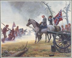 Details about Mort Kunstler ITS ALL MY FAULT Framed Print Civil War ...