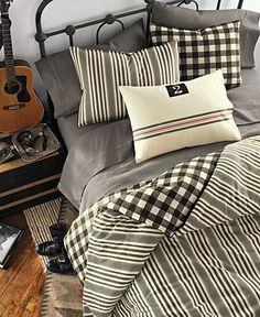 Lauren Ralph Lauren Home Bedding, University Aiden Comforter Sets   Bedding  Collections   Bed U0026