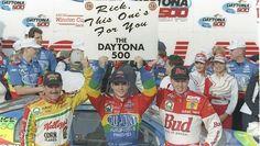1997: First 500 win! Qualified 6th, laps led 40, finished 1st! A 1-2-3 finish for Hendrick Motorsports. Jeff Gordon Daytona 500 timeline | NASCAR.com