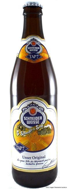 Schneider Weisse Tap 7 Unser Original 500ml