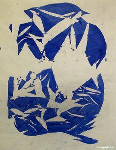 Simon Hantaï - A Enguerrand Quarton (1968-1973)