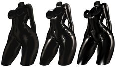 Tutorial about latex and shiny leather