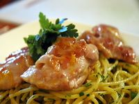 Italian Recipes, Bacon, Spaghetti, Minden, Meat, Chicken, Ethnic Recipes, Food, Beef