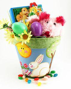DecoArt® Americana® Spring Bunny Clay Gift Pot