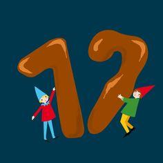 Christmas Countdown, day 17, by Elisandra Sevenstar 2016
