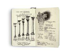 Classic Architecture Studies [Chema Pastrana]