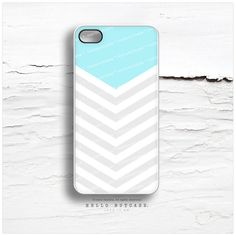 iPhone 5C Case Chevron TOUGH iPhone 5s Case Teal by HelloNutcase, $19.00