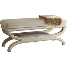 Wildon Home ® Upholstered Bedroom Bench