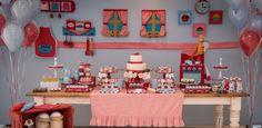 Veja 60 opções de mesas decoradas para festas infantis