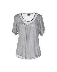 Just Cavalli Women T-Shirt on YOOX. The best online selection of T-Shirts Just Cavalli. YOOX exclusive items of Italian and international designers - Secure payments - Fr...
