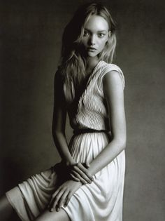 Beautiful Perth girl Gemma Ward - I so she is happy with whatever she is doing these days