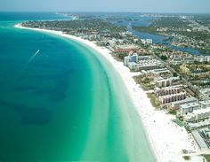 siesta keys beach florida | ... off google it gives you a perspective on the beautiful beach and water