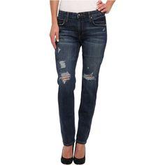 Joe's Jeans Boyfriend Slouched Slim in Riri Destroyed Jeans, Ripped Jeans, Skinny Jeans, Women's Jeans, Boyfriend Fit Jeans, Tapered Jeans, Joes Jeans, Jeans Style, Distressed Jeans