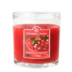 Sparkling Pomegranate by Colonial Candle ... my favorite.
