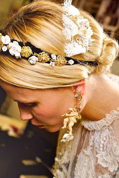 Natasha Poly for Dolce & Gabbana ~ F/W 2012