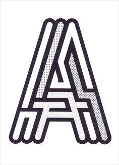 Maze 'A'