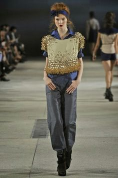 #AlexisMabille #PE2014 #PFW. All #News su #LagoBluBlog http://lagoblublog.blogspot.it/2013/09/parigi-fashion-week-pe-2014-alexis.html