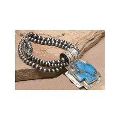 Rocki Gorman Tres Platos Necklace