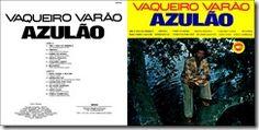 Vinil Campina: Azulão - 1979 - Vaqueiro Varão