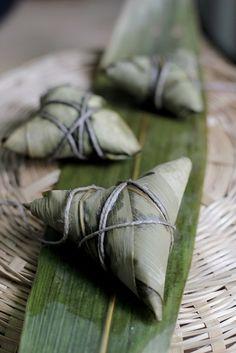 Zongzi - Rice duplings