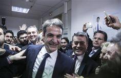 Διεθνή ΜΜΕ: Ο μεταρρυθμιστής Μητσοτάκης θα ασκήσει...