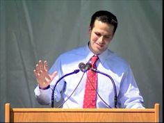 John W. Coleman (MBA/MPA 2010) - Student Address to the Class of 2010 - YouTube