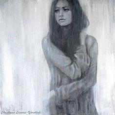 """""""Her gözyaşı yenilgi değildir. İnsan bazen daha fazla dayanabilmek için ağlar.""""  (Kahraman Tazeoğlu)  (art by Christiaan Lieverse) (https://www.facebook.com/yurekbali)"""