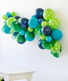 Beautiful balloon arrangement