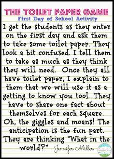 Toilet paper opener