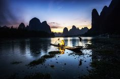 the king fisherman by Aaron Choi on 500px