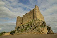 Castillo de Puebla de Alcocer (Badajoz) España