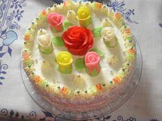 Bezlepkový dortík, recept, Torty   Tortyodmamy.sk Gluten Free Recipes, Birthday Cake, Glutenfree, Desserts, Tailgate Desserts, Gluten Free, Deserts, Birthday Cakes, Sin Gluten