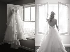 @palomablancawed Allison & David   Paloma Blanca Style 4465 #PalomaBlanca #PalomaBlancaStyle4465 #Style4465 #weddingdress #wedding #dress #bride #groom #California #SonomaWedding