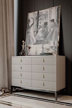 """Perfect for those who have an eye on the classics but also enjoy the comforts of modern living. The Italian Art Deco Inspired Designer Lacquered Chest of Drawers to suit both a classic or…"" Luxury Furniture, Furniture Design, Modern Furniture, Rustic Furniture, Futuristic Furniture, Antique Furniture, Furniture Ideas, Outdoor Furniture, Sideboard Design"