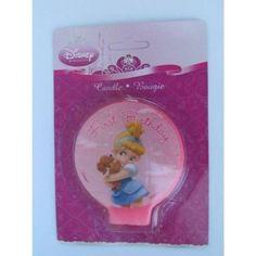 Disney Princess 1st Birthday Candle 1ct   eBay
