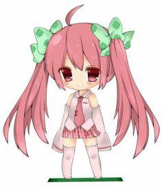 桜ミクの画像 プリ画像