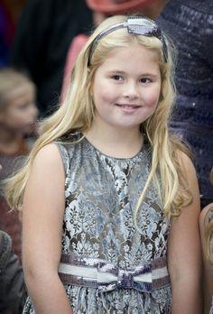 koningspaar:  Princess Amalia, October 5, 2013