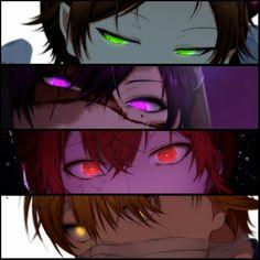 Anime Chibi, Kawaii Anime, Manga Anime, Anime Art, Bleach Drawing, Yandere Boy, Anime Siblings, Neko Boy, Dark Anime Guys