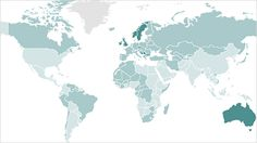 Parental Leave Around the World. the Swedes are the Most Generous.