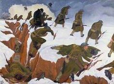 'Over The Top': First Artists' Rifles at Marcoing, 30 December 1917