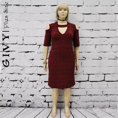 Bom dia lindas!! E para hoje esse dress super arrasador, com recortes no ombro e esse decote sexy!! Corre pra Givy e vem arrasar!! #givyfashion #tamanhosgrandes #ootd💗 #sassygirl #cool #mycurvy #trendalert #inlovecurvy
