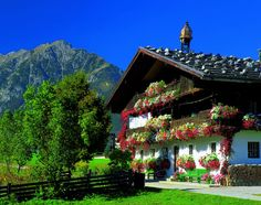 typical Austrian house