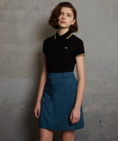 My Uniform: Fred Perry Polo $95